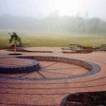 Waimauku school stage post construction